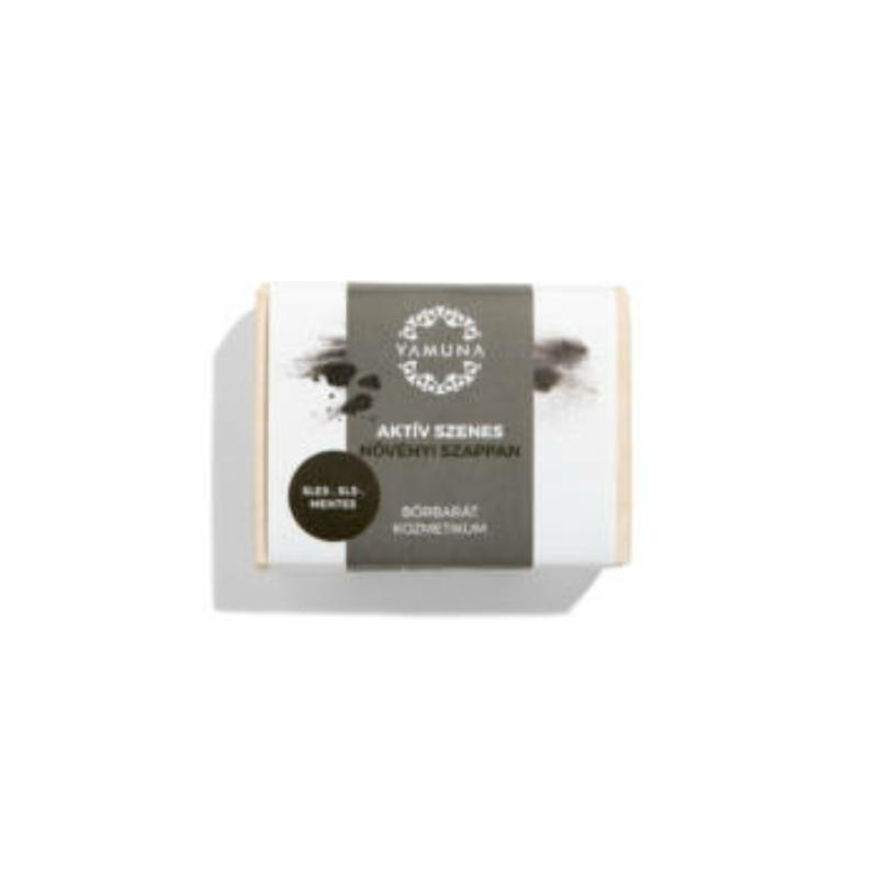 Prémium szappan (Aktív szénnel)