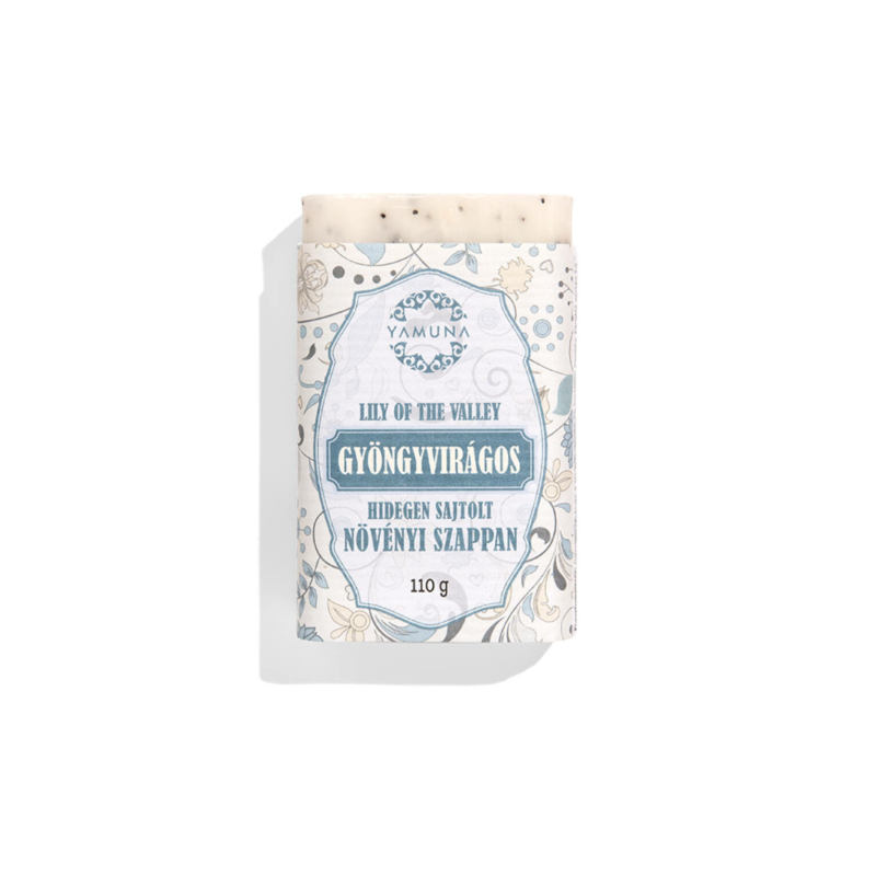 Gyöngyvirágos hidegen sajtolt szappan