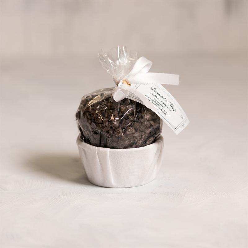 Hévízi iszap fürdősó muffin